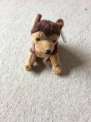 Courage The Dog Ty Beanie Baby • 2£