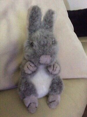 Grey Rabbit Toy • 3£