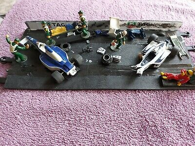 Scalextric Trackside Props Buildings • 6£