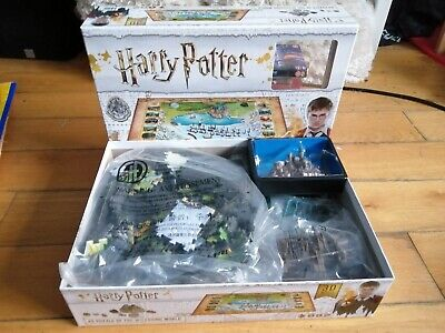 Age 8+ Harry Potter 4D Puzzle Hogwarts COMPLETE - The Wizarding World - Unused • 29.99£