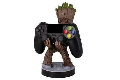 Cable Guys Collectable Device Holder Toddler Groot • 24.99£