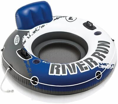 Intex Novelty Inflatable Loungers Ride-On Lilo Beach Pool Mat Float Swim Ring • 22.99£