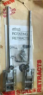 Robart Retracts 102 Rotating 90 Degree For P40-hellcat-corsair C/w 5/32 Leg • 99.99£