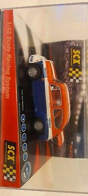 Scx  61770 Fiat Abarth  Texaco , Brand New, Factory Sealed. 2004. Front Lights. • 34.99£
