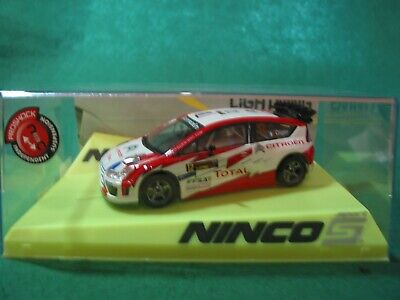 Ninco 1/32nd Slot 50588 Citroen C4 Lightning S Oiger #12 Cyprus '09 Bnib Scalext • 58.99£