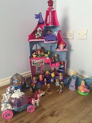 Fisher Price Little People Disney Princess Magical Wand Palace • 19£