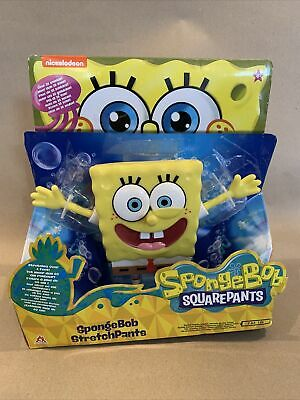 SPONGEBOB SQUAREPANTS | Stretchpants | Stretching Spongebob With Sounds NEW • 29.99£