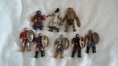 Knights Etc Figures Bundle ( Perfect Size For Stocking Fillers) • 6.99£
