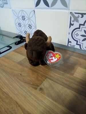 TY Retired Beanie Babies 'Roam', 1998, With Tag • 2.50£