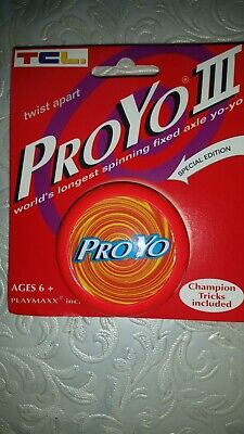 Brand New Pro Yo 3 Yo Yo (orange) • 30£