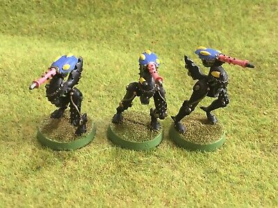 3 X Epic 40k Chaos Hell Knights • 15£