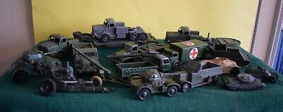Mixed Quantity Of Various Makes Of Military Diecast Vehicles.  • 26£