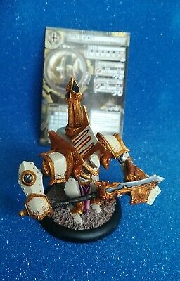 Warmachine Protectors Of Menoth - Avatar Of Menoth - Expertly Painted • 8£