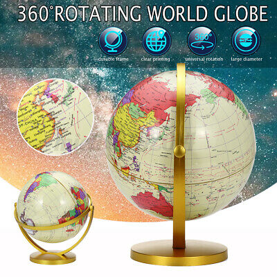 World Globe Country Region Map Geography Schools Teaching Educational Kids Gifts • 13.99£