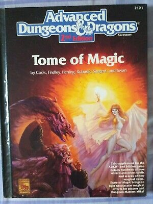 Tome Of Magic • 9.99£