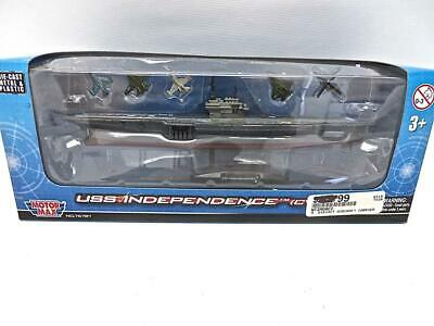 MOTORMAX 76787 USS Independence Aircraft Carrier New ( I Combine Shipping)  379 • 13.59£