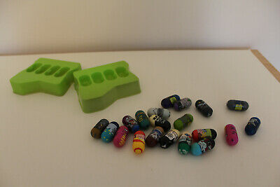Mighty Beanz Toy (20 Beanz, Teenage Mutant Ninja Turtles And Others) • 44.99£