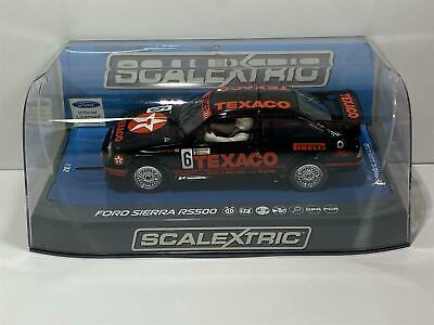 Scalextric C3738 Ford Sierra RS500 Steve Soper No 6 New Boxed • 34.95£