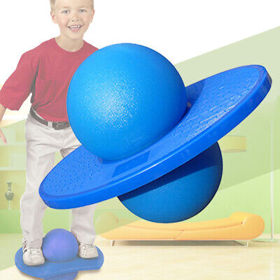 Space Hopper Adult Jump Bounce Fitness Kid Outdoor Toy Large Garden Ball ACB# • 9.99£