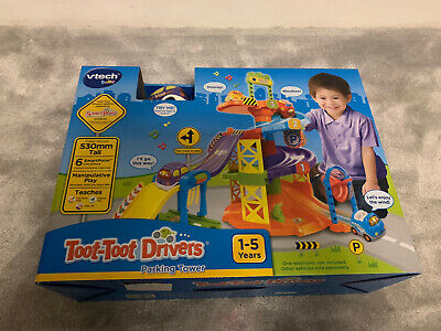 Brand New - Vtech Baby Toot-Toot Drivers Parking Tower  • 14£