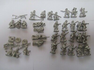 28mm Crusader Miniatures, WW2 Germans For Bolt Action And Similar • 20£