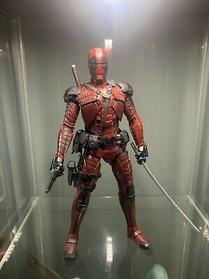 Hot Toys Iron Man X Deadpool 1/6th Custom • 85£