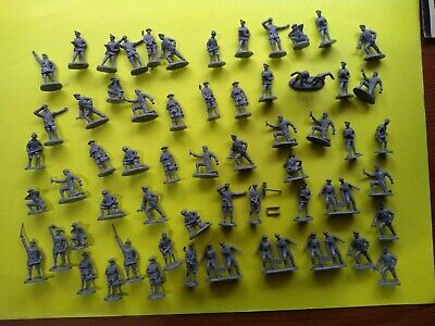 1;72 Small  Infantry Figures X60 • 3.99£