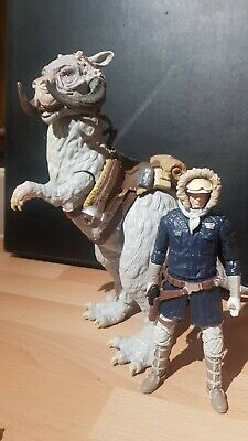Star Wars Black Series Hoth Han Solo And Tauntaun • 43£