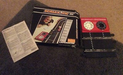 1970's/80's Scalextric Lap Counter. C277.  Boxed • 2.99£