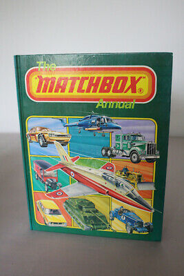 The MATCHBOX Annual 1980 Rare UNMARKED • 8£