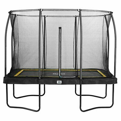 10ft X 7ft Salta Trampoline + Enclosure - COLLECTION ONLY • 224.50£