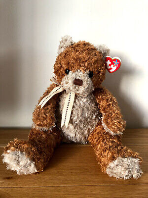 Ty Whittle Beanie Buddy Bear Brand New With Tags • 22£