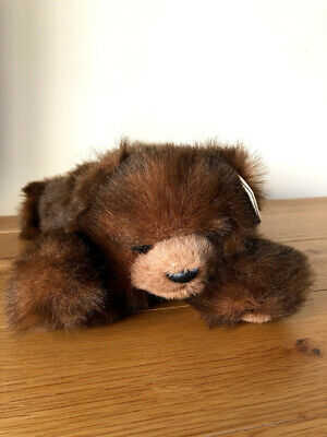 Ty Baby Paws Classic Brown Bear Brand New With Tags • 22£