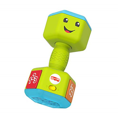 Fisher-Price Laugh & Learn Countin' Reps Dumbbell • 11.50£