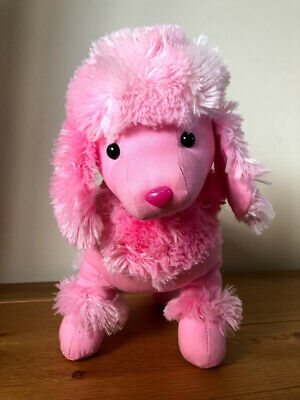 Ty Scribbly The Pinky Poodle Beanie Classic Brand New With Tags • 25£