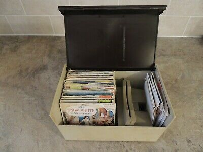 Sawyers Viewmaster Viewer, Storage Box And 20 Lots Of Discs • 155£