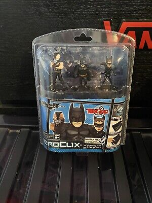 The Dark Knight Rises Heroklix Figures • 5£