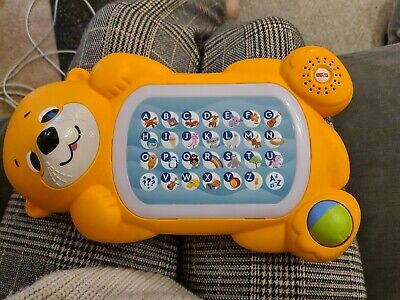 Fisher Price Linkimals A To Z Otter  • 10.50£