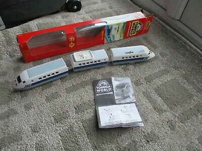 Tomy  Road & Rail  Super City  7460  Battery  Operated.  Boxed. • 10£