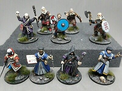 Frostgrave Or DnD Miniatures  • 50£