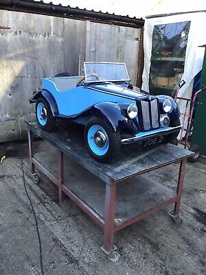 Mg Tf Electric Childrens' Car Not A Barn Find Half Scale • 1,000£