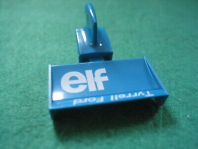 Repro Scalextric RUA13  C121 TYRRELL FORD ELF F1 REAR WING  NEW RELEASE STUNNING • 6.95£