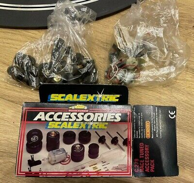 Scalextric C279  Race Tuned  Accessory Pack - 80s Vintage Scalextric • 6.60£