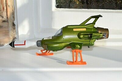 Dinky 351 SHADO UFO Interceptor With Working Gun And RESIN MISSILE • 0.99£