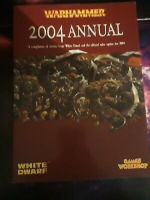 Warhammer 2004 Annual. Dogs Of War / Kislev Army Lists. Oop. • 40£