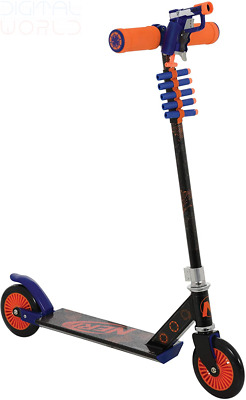 Nerf Blaster Inline Scooter With Darts  • 29.99£