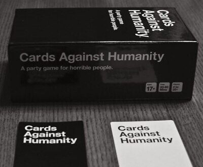 Cards Against Humanity UK V2.0 Latest Edition New Cards UK FREE Shipping NEW  • 18.99£