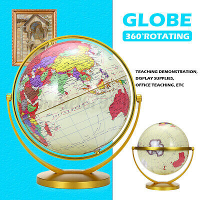 Large World Globe Country Region Map Geography School Teaching Educational  • 15.89£