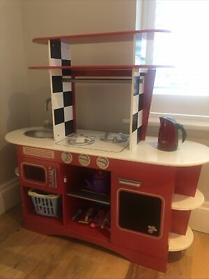 Kids Play Kitchen With Accessories • 25£