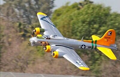 Large Scale B-17 Flying Fortress ARTF RC WW2 Bomber - Still Boxed And Wrapped. • 379£